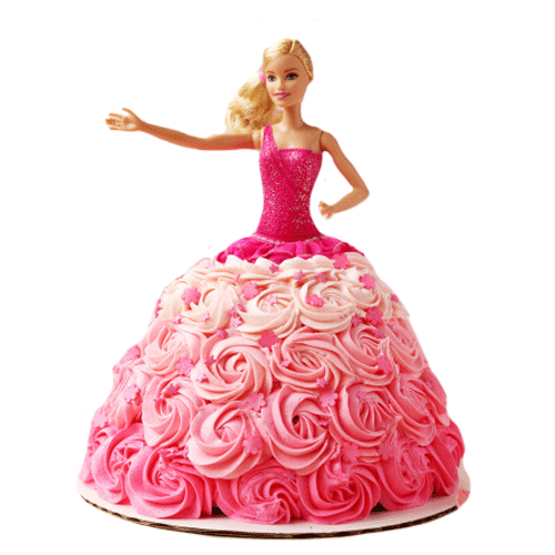 Doll Cakes | Alfresco Cakes & Cafe